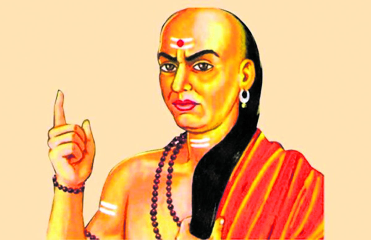Chanakya policy - If you stay away from these three things, there will be a shower of Lakshmi's grace