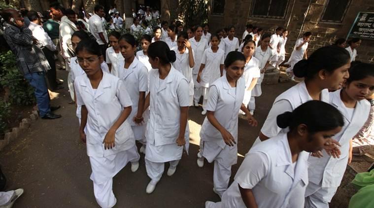 નાયબ મુખ્યમંત્રી નીતિન પટેલનો મોટો નિર્ણય, નર્સિંગ સ્ટાફ માટે મહત્વની જાહેરાત